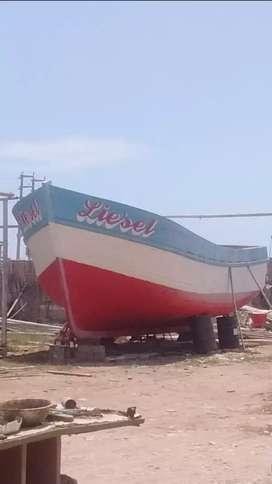 Vendo embarcación pesquera multipropósito
