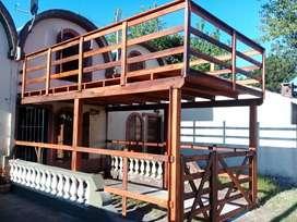 Alquilo duplex Mar Del Tuyu