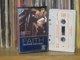 George Michael - Faith Cassette CHILE