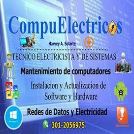 Servicio Técnico Electrico Y Sistemas