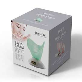 Sauna Vaporizador Facial Benice