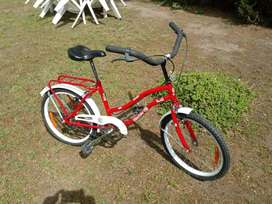 Bicicleta Barby Nena