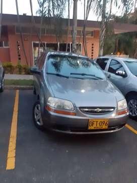 Vendo Chevrolet Aveo Family