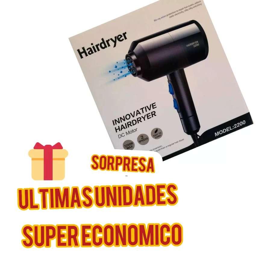 Secador HAIRDRYER 2200