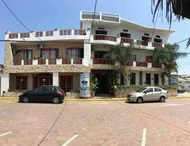 Hotel en venta frente al mar en Olon