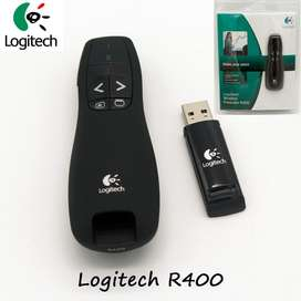 Presentador Diapositivas, prezzi, pdf Logitech R400