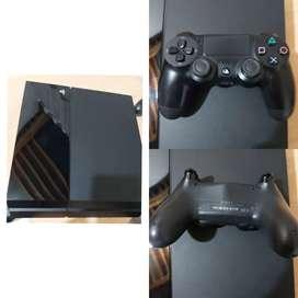 PLAYSTATION 4 FAT, 500 GB DE MEMORIA, CONTROL ORIGINAL