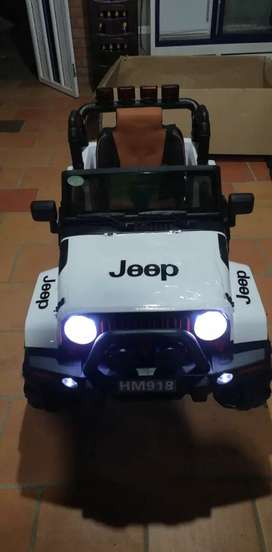 Jeep electrico