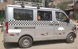 Minivan taxi FAW en venta