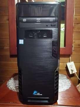 Computador HGX core i5 7400 Ram 8gb DD 1 TB NEGOCIABLE