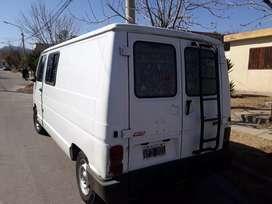 Vendo furgon traficc 2.2 diesel