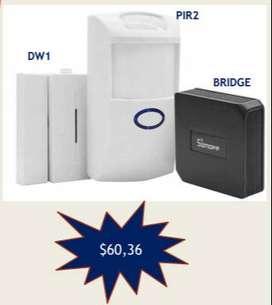 KIT 1 Alarma Smart Home WIFI
