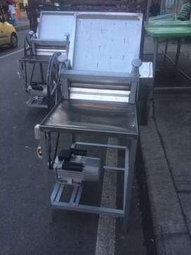 cilindradoras con rodillos acero MOTOR 2 HP