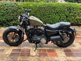 Harley Davidson Forty Eight como nueva