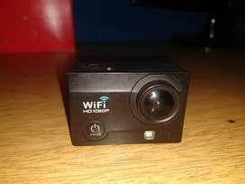 Potencia american pro apx800 y cámara tipo gopro