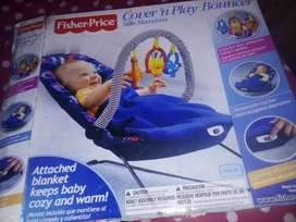 Silla mecedora para bebe's