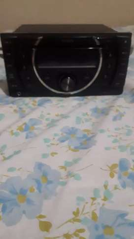 Vendo radio original toyota