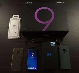 Samsung Galaxy S9 (64GB - 4GB RAM - Dual SIM)
