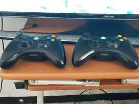2 juegos originales 2 controles