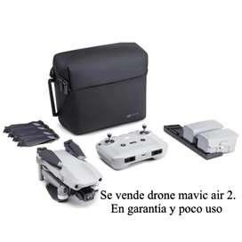 Se vende drone mavic air2