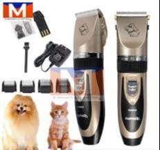 Máquina Para Cortar Cabello De Mascota, Perro, Gato