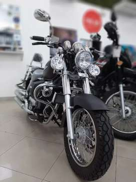 Moto Ranger Modelo  250 4  tipo Harley Importadora CHIMASA  Monica