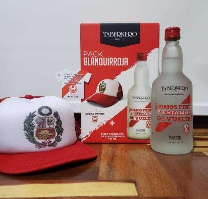 Pack Blanquirroja Tabernero 0