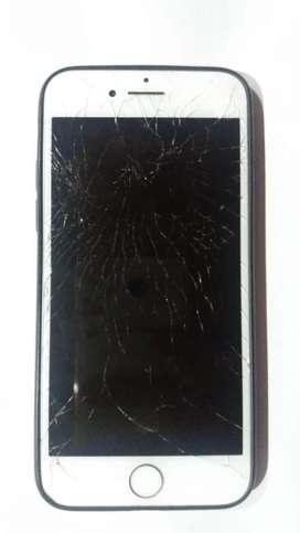 Iphone 7 128gb pantalla rota