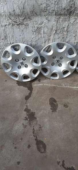 Tasas de ruedas