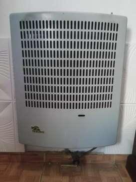 Calefactor tiro balanceado