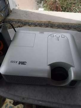 Proyector Epson 3M X55i (usado)