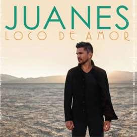 Cds Juanes LOCO DE AMOR