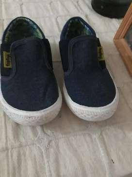 Zapatillas Panchas Num 24