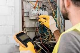 Electricista a domicilio , trabajo  100%  eficacia , puntualidad y garantía