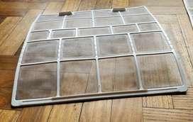 Filtro de aire acondicionado hisense 37 x 33,5 precio p c/u