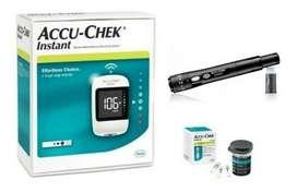 Medidor de Glucosa Accu Chek Instant