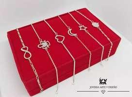Oferta Regalos perfectos pulseras plata 950