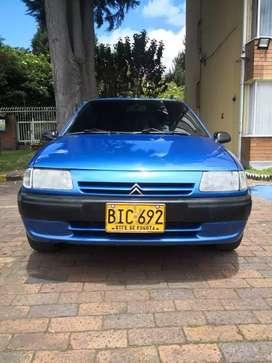 Vendo Automóvil Citroen Saxo SX 1997