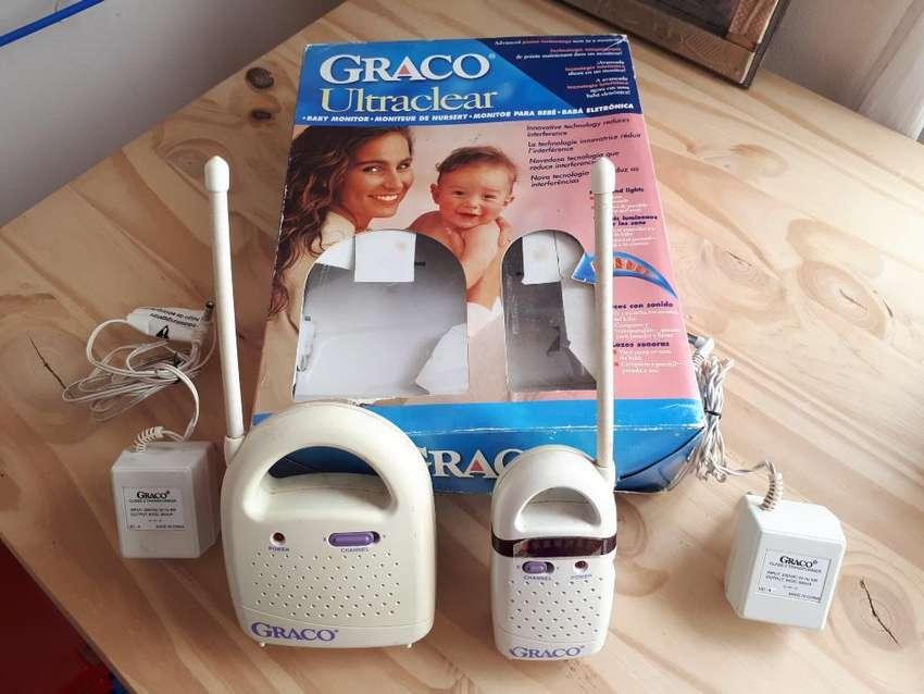 Baby Call - Monitor de Bebe Graco Origin 0