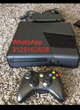 Xbox 360 con chip 5.0 a