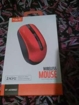A la venta mouse inalambrico elegante