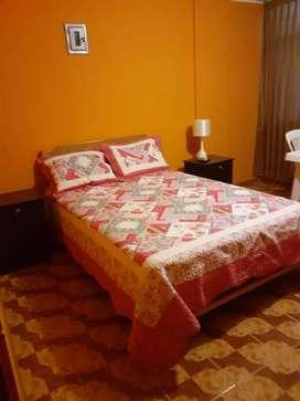 Alquilo Habitaciones Amobladas el Tambo Huancayo