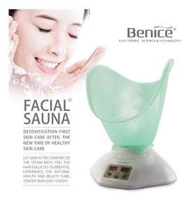 Sauna Facial Vaporizador Limpieza Rostro Puntos Negros