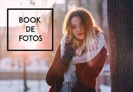 Book de fotos Servicio de fotografia