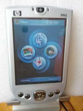 Pocket pc ipaq hp 5320 agenda  programas juegos  y mas