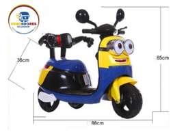 Moto a bateria Toy Minnion