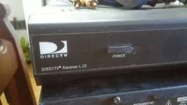 Direct Tv Received L10 Control Remoto Y Cables
