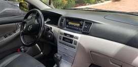 Toyota corolla automatico 2007