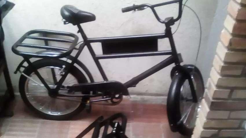 Venta bicicleta de carga nueva 0