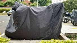 Pijama Para Moto Grande Con Maletero F650 F750 V Strom BMW Free Wind